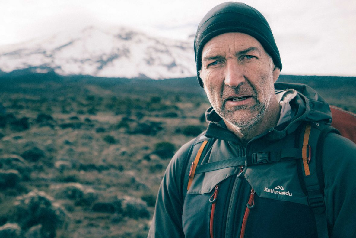Tim Jarvis on his recent Kilimanjaro expedition.