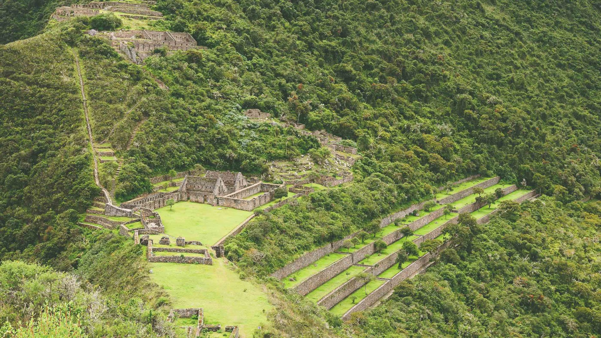 The road to Choquequirao: Is this Peru's next Inca Trail?
