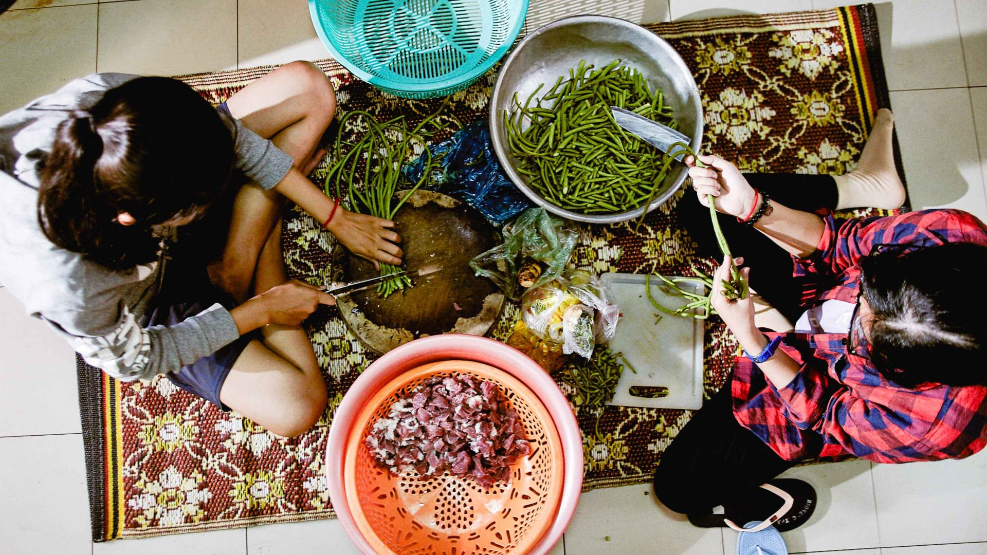 In a land of extraordinary food, why are women and girls in Southeast Asia going hungry?