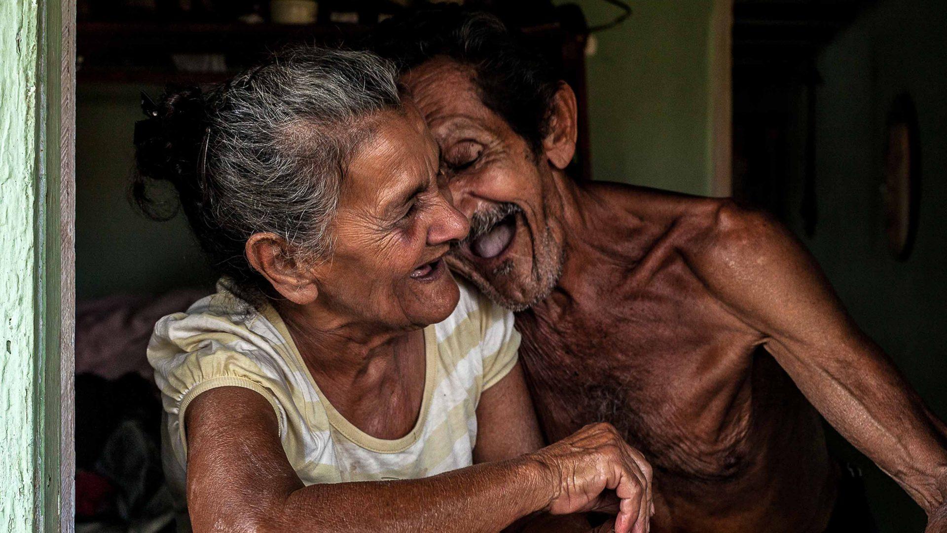 A couple in Pinar del Rio, Cuba.
