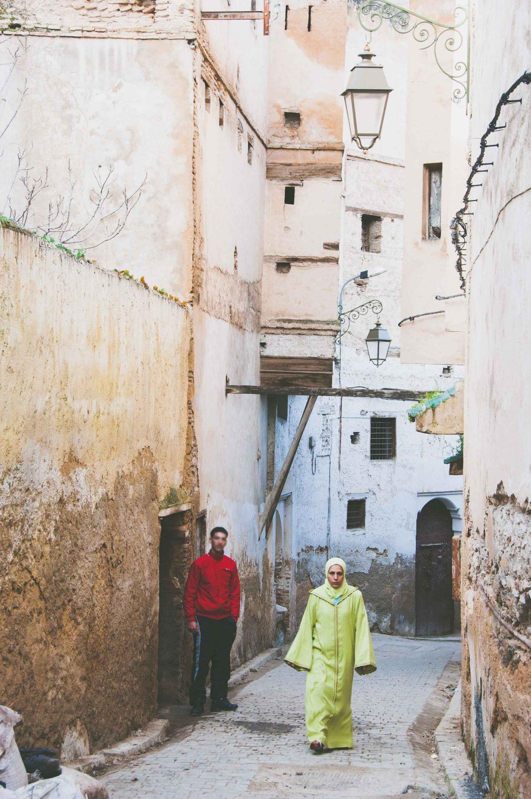Fes, Morocco.