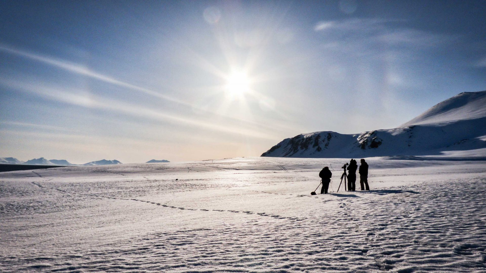 The appeal of the extremes: Why do explorers risk it all for the two Poles?