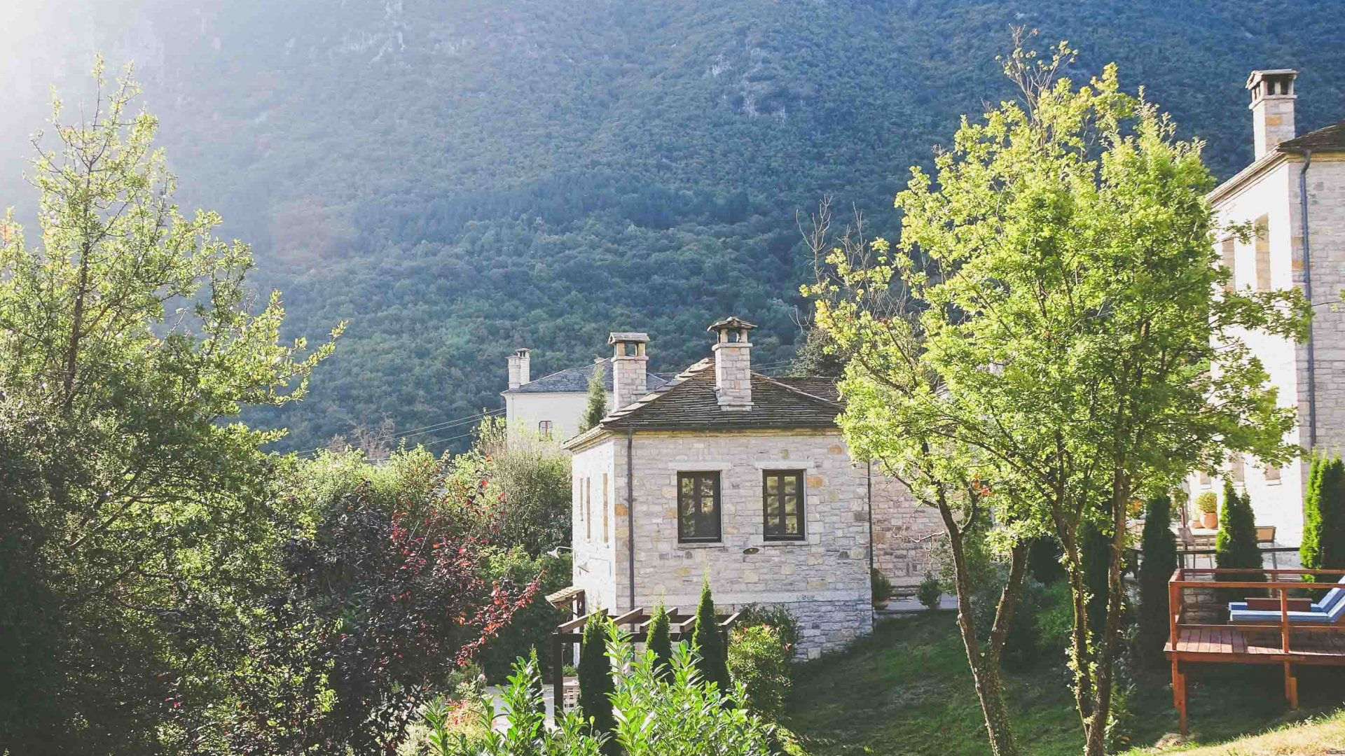 Aristi Mountain Resort, Zagori.