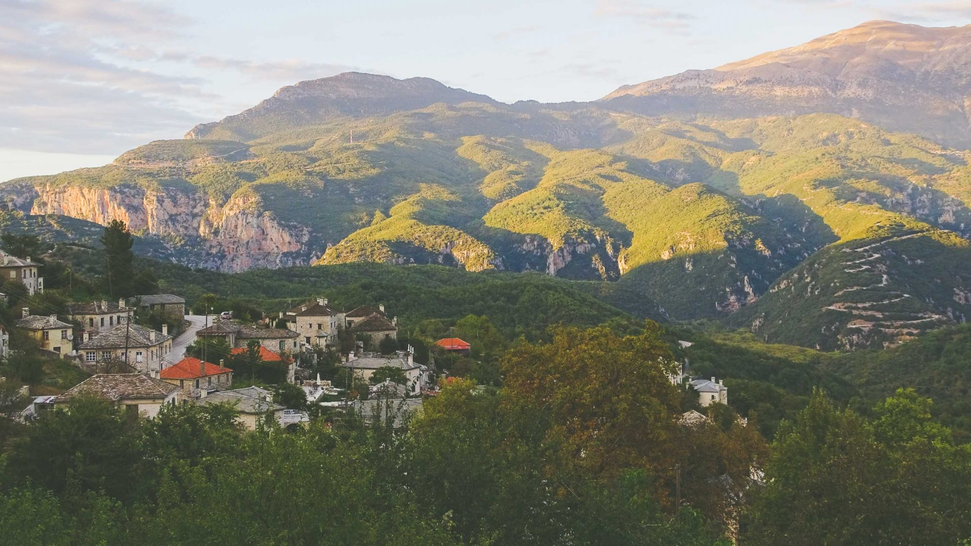 Greece's Zagori region is the mountain wonderland you've been craving
