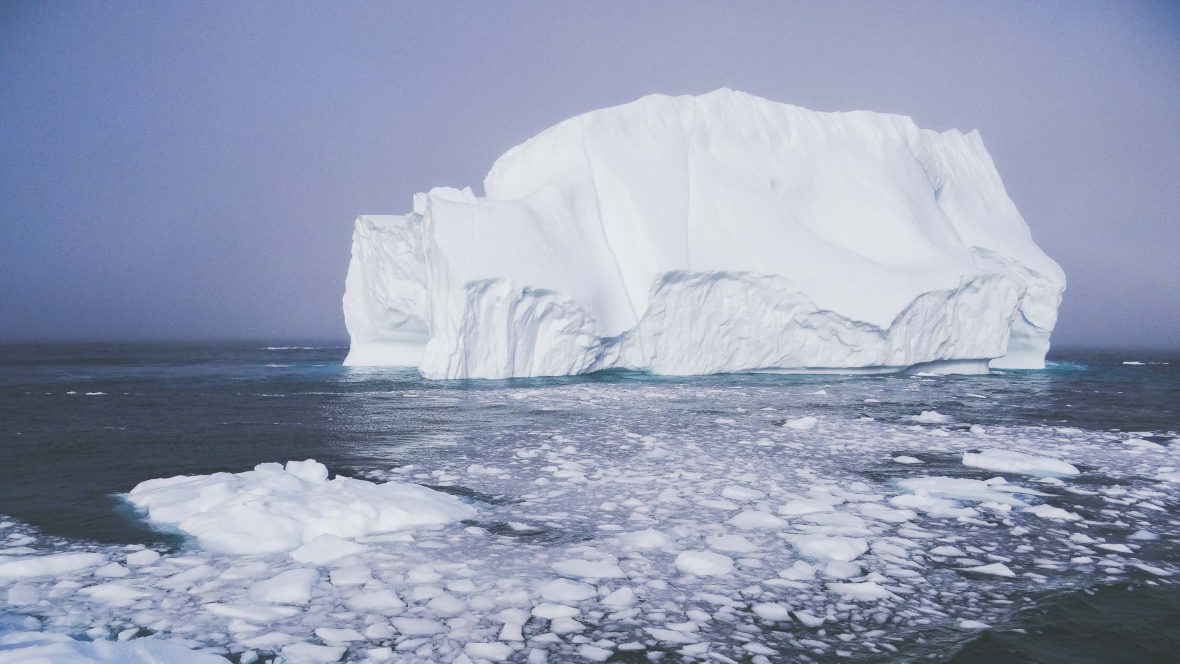 Newfoundland, home of the world's biggest iceberg parade