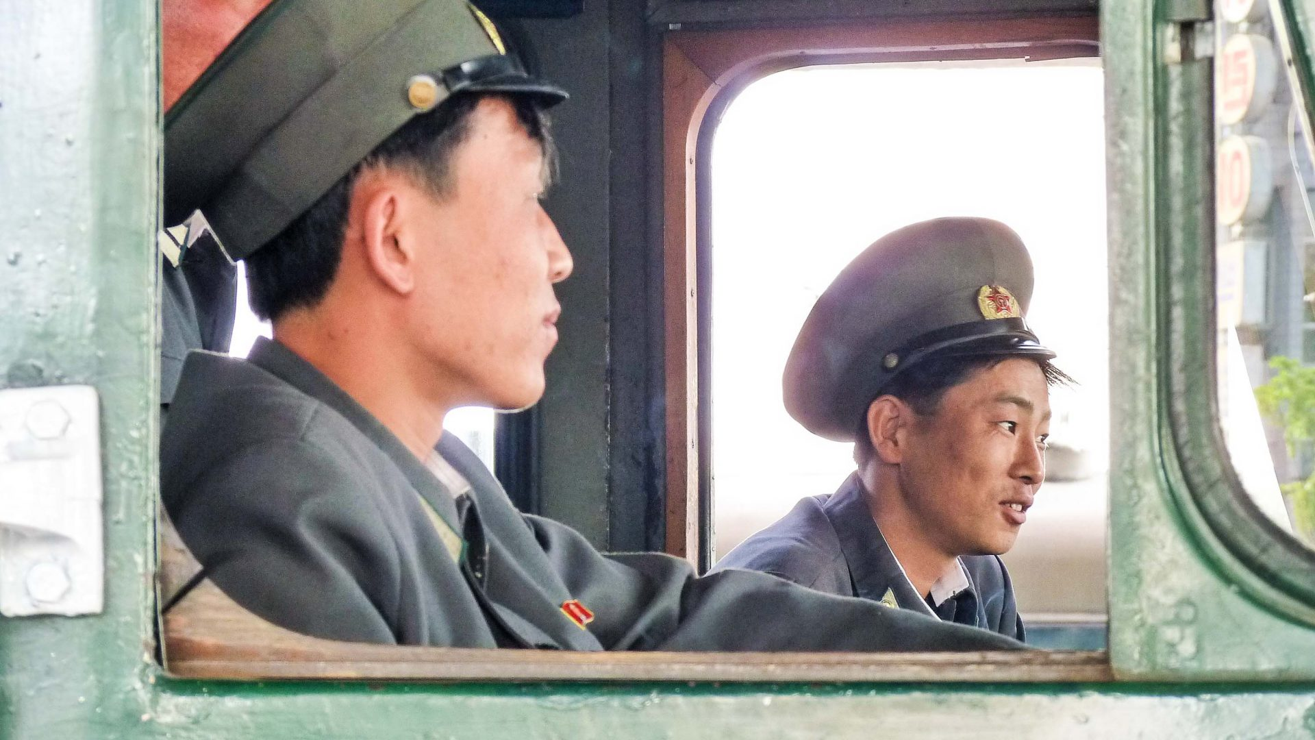 All aboard Kim Jong Un's 'Orient Express': Taking a train across North Korea
