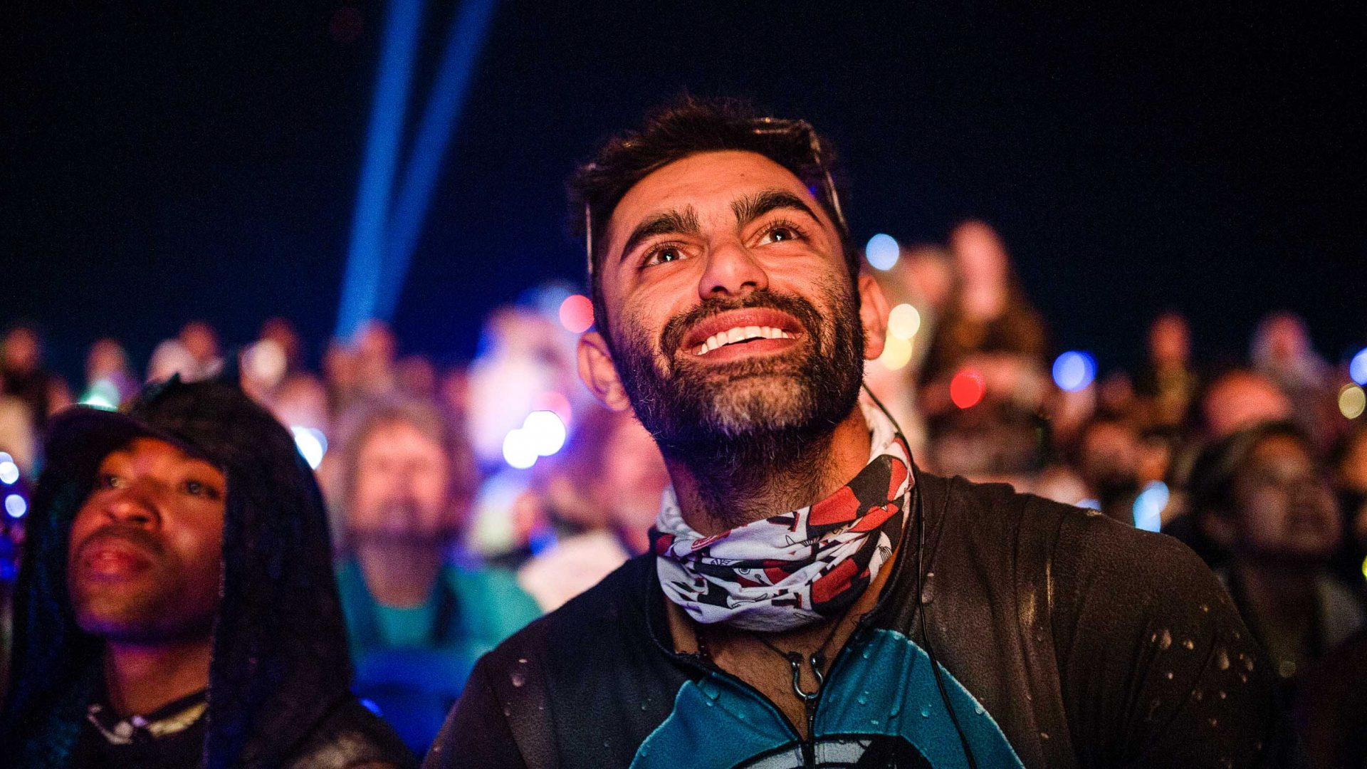 The patients who said 'f*ck cancer' and went to Burning Man instead