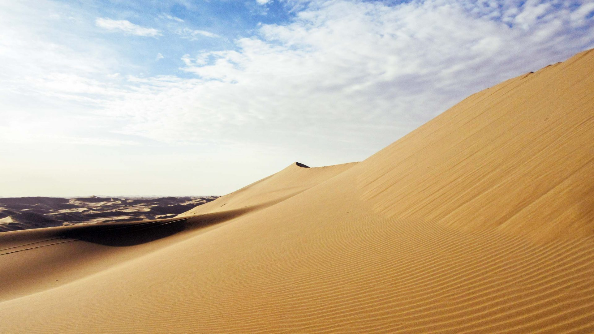 Did these epic Iranian sand dunes bury an entire civilization?