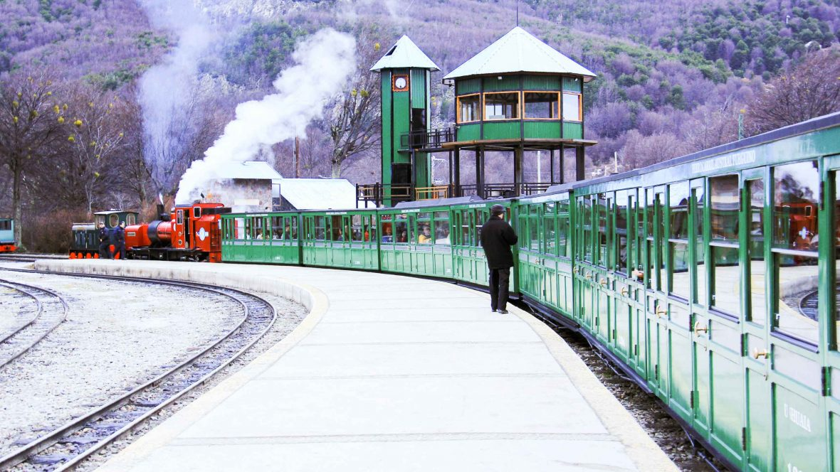Riding the railway to the end of the world | Adventure.com