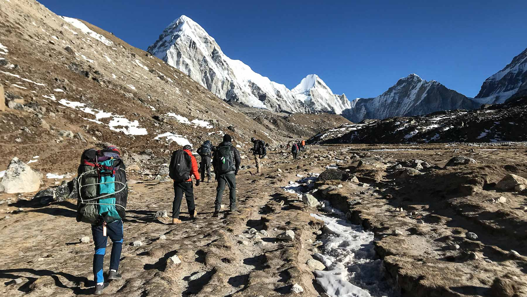 Has tourism ruined the Everest Base Camp hike?