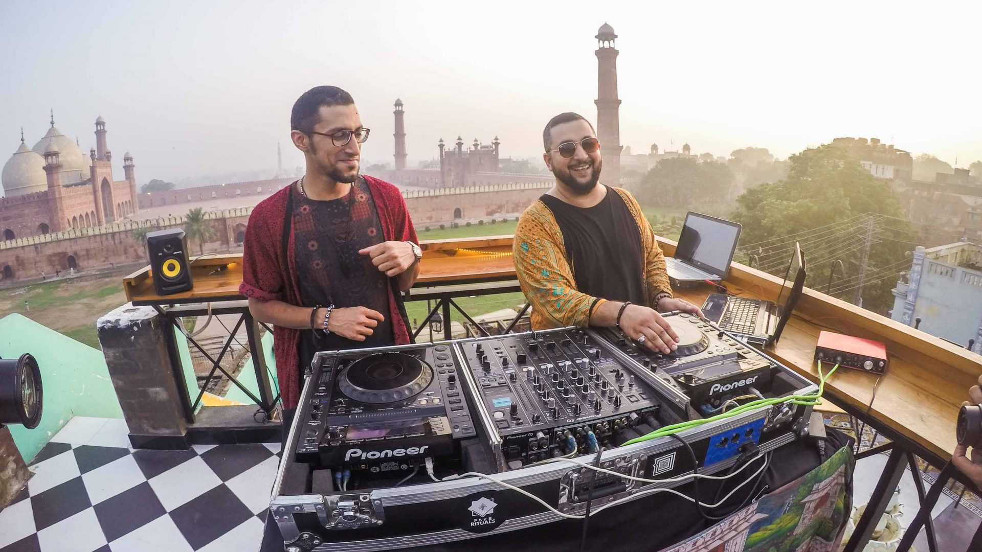House music in Pakistan? Meet the innovators cranking up the volume