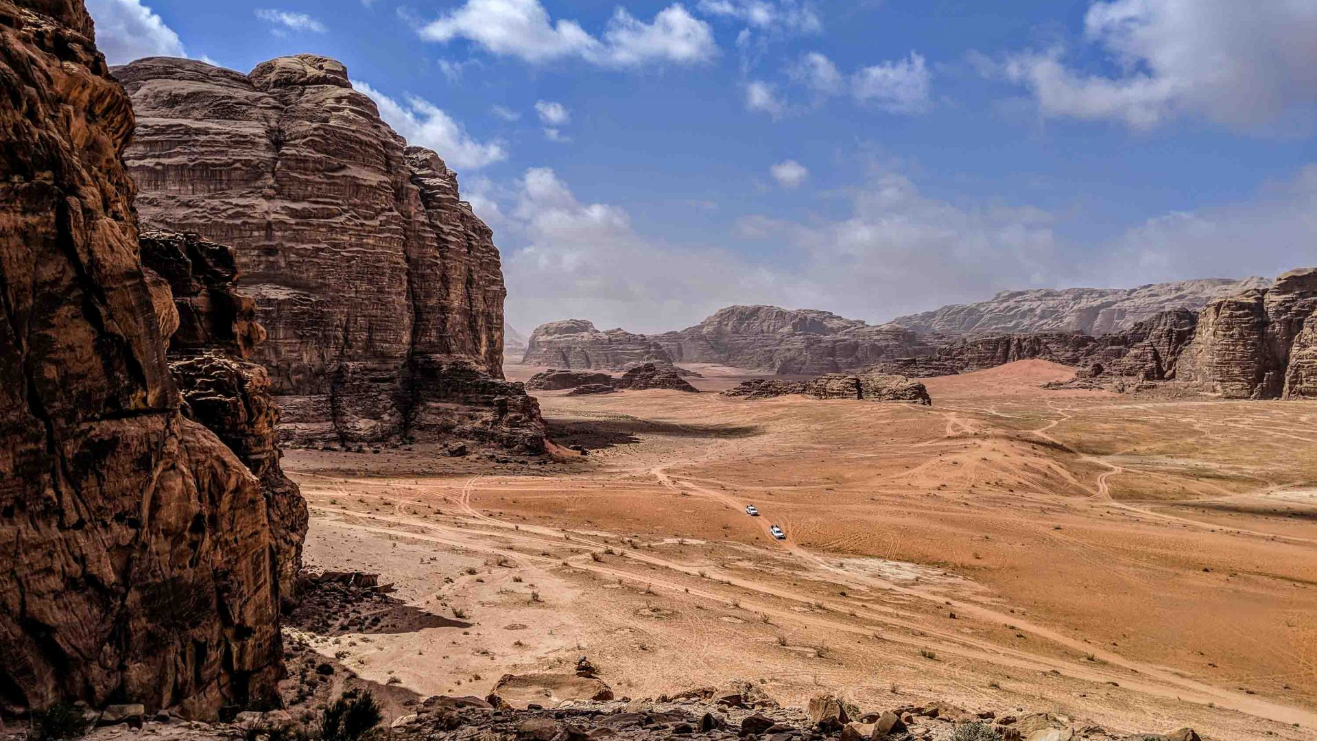 Wadi Rum's mountains have gained a reputation as being among the best desert climbs on earth.