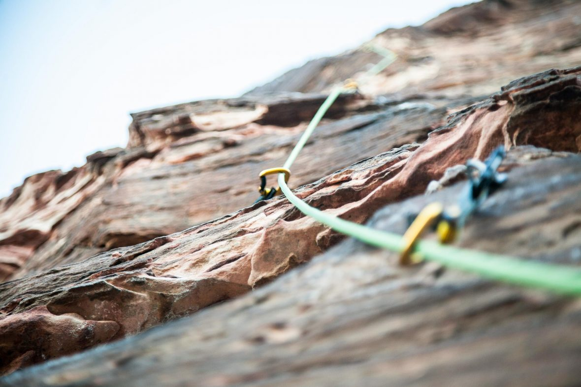 Rock climbing has been recognised as having countless benefits for both physical and mental health.