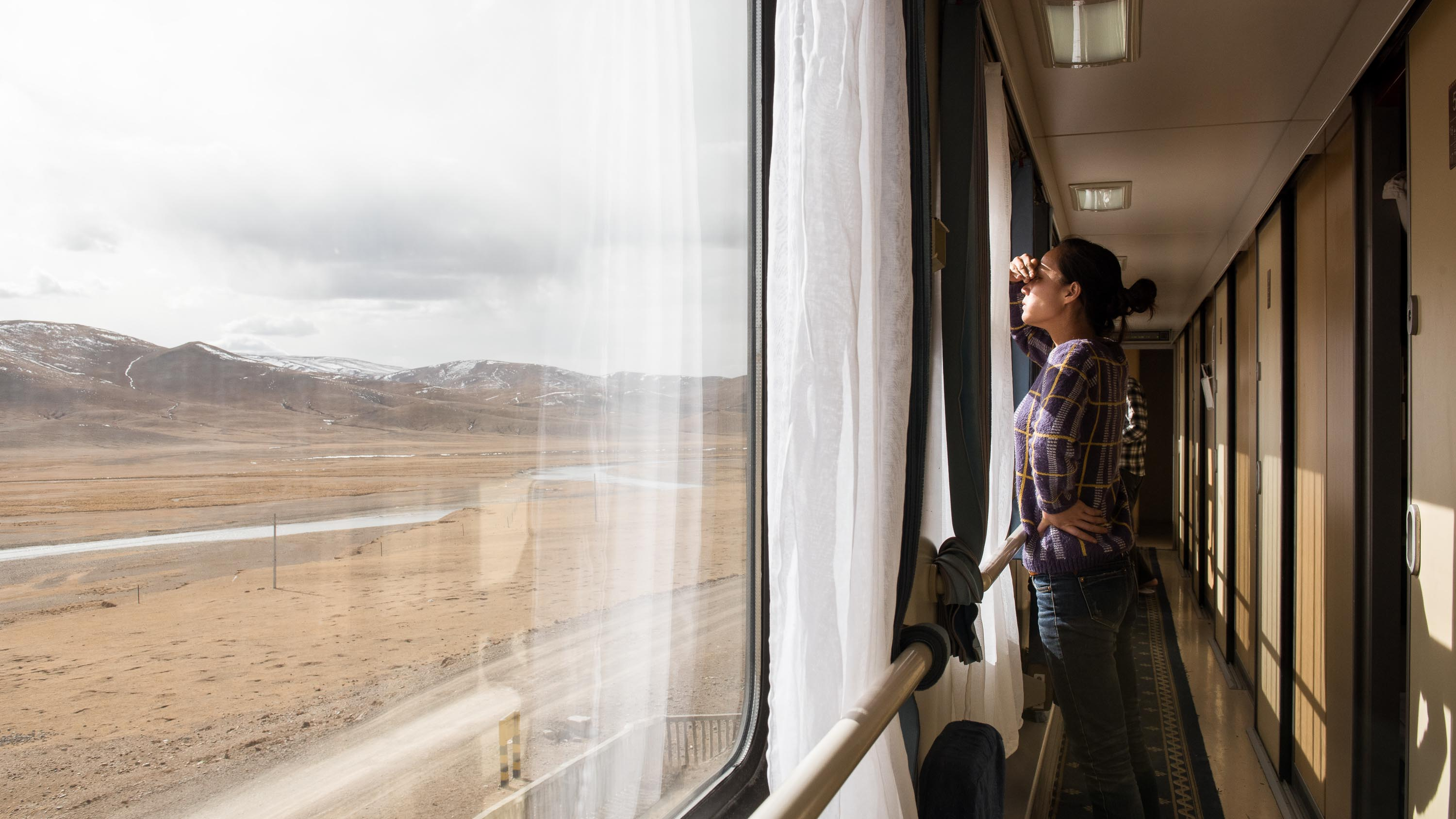 The woman who went around the world in 80 trains