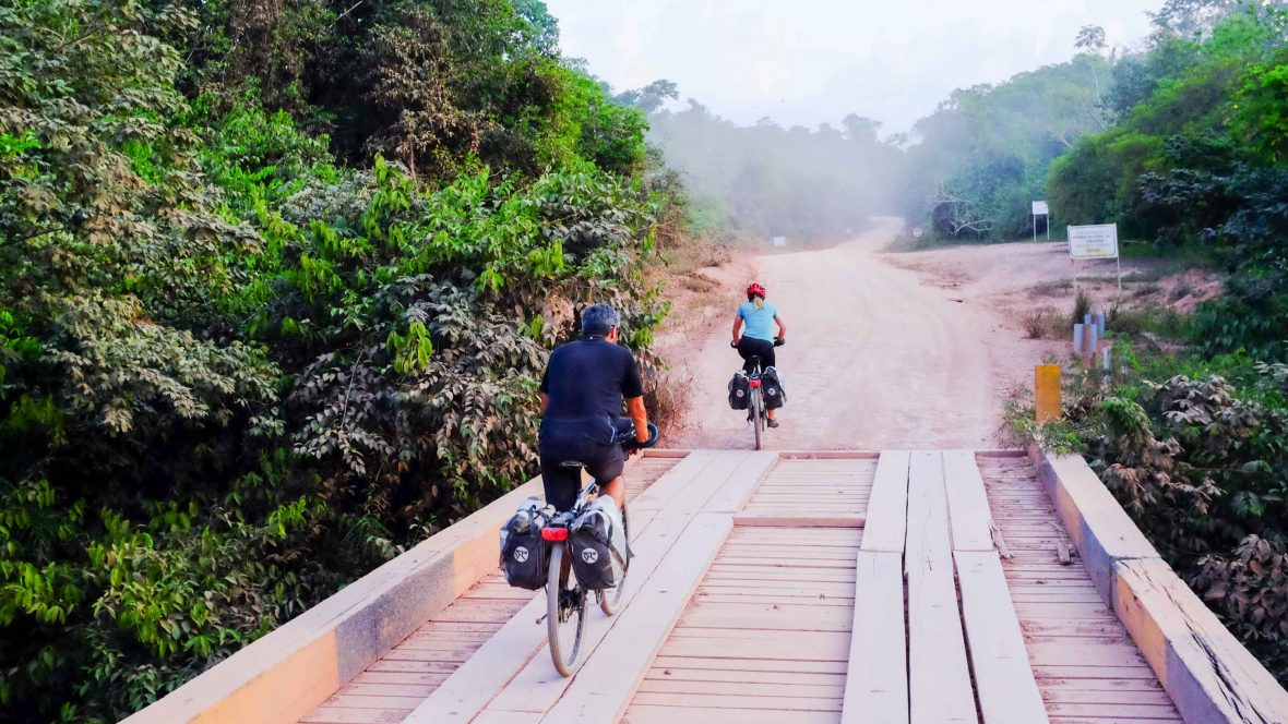 What cycling 4,000 kilometers along the Transamazonica tells us about the state of the Amazon