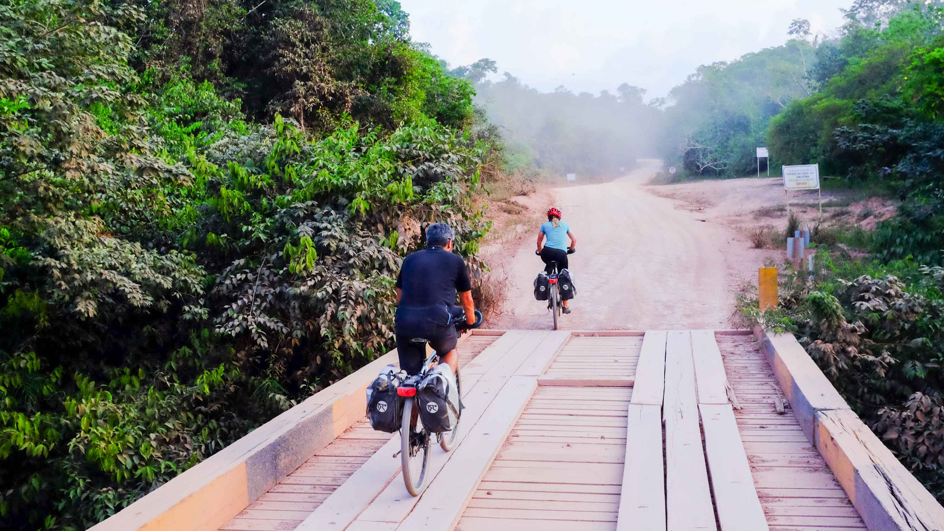 What Cycling 4 000 Kilometers Along The Transamazonica Tells Us About The State Of The Amazon Adventure Com