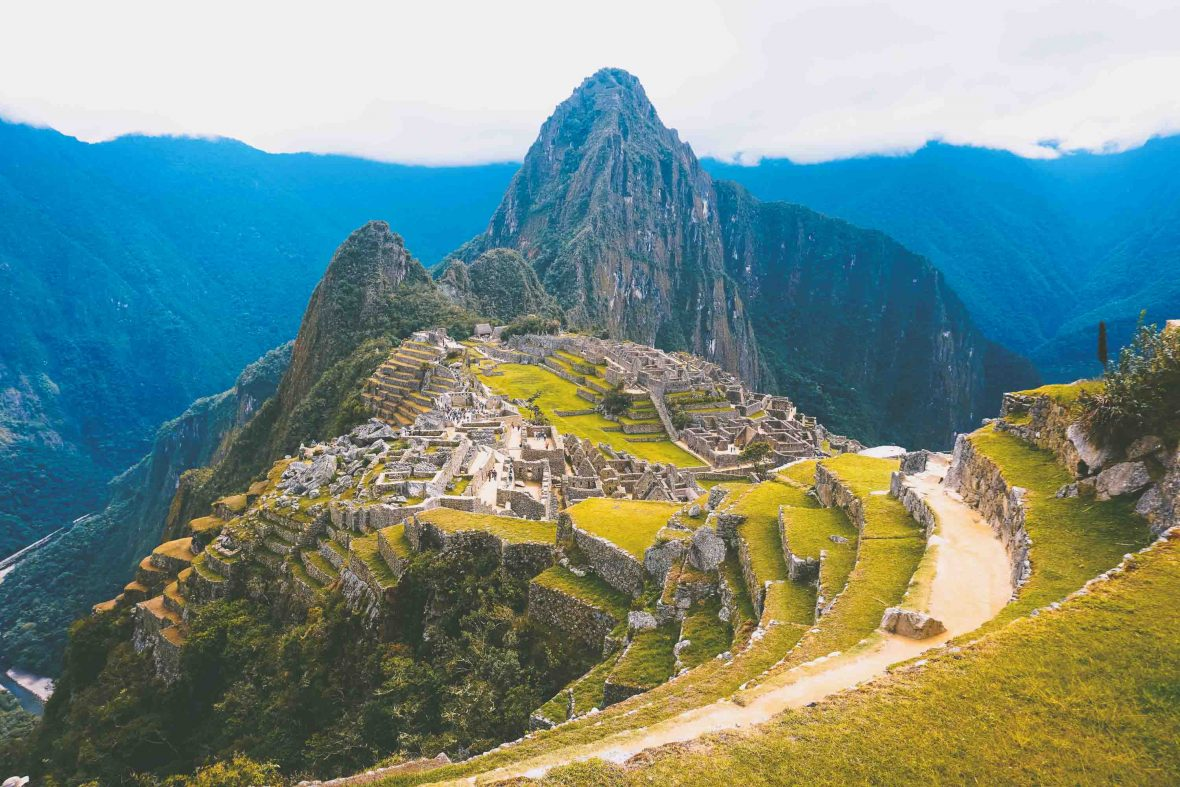 Macchu Pichu is a must–see destination for almost any visitor to Peru, but many porters, despite hiking the trail for years, never get to see it.