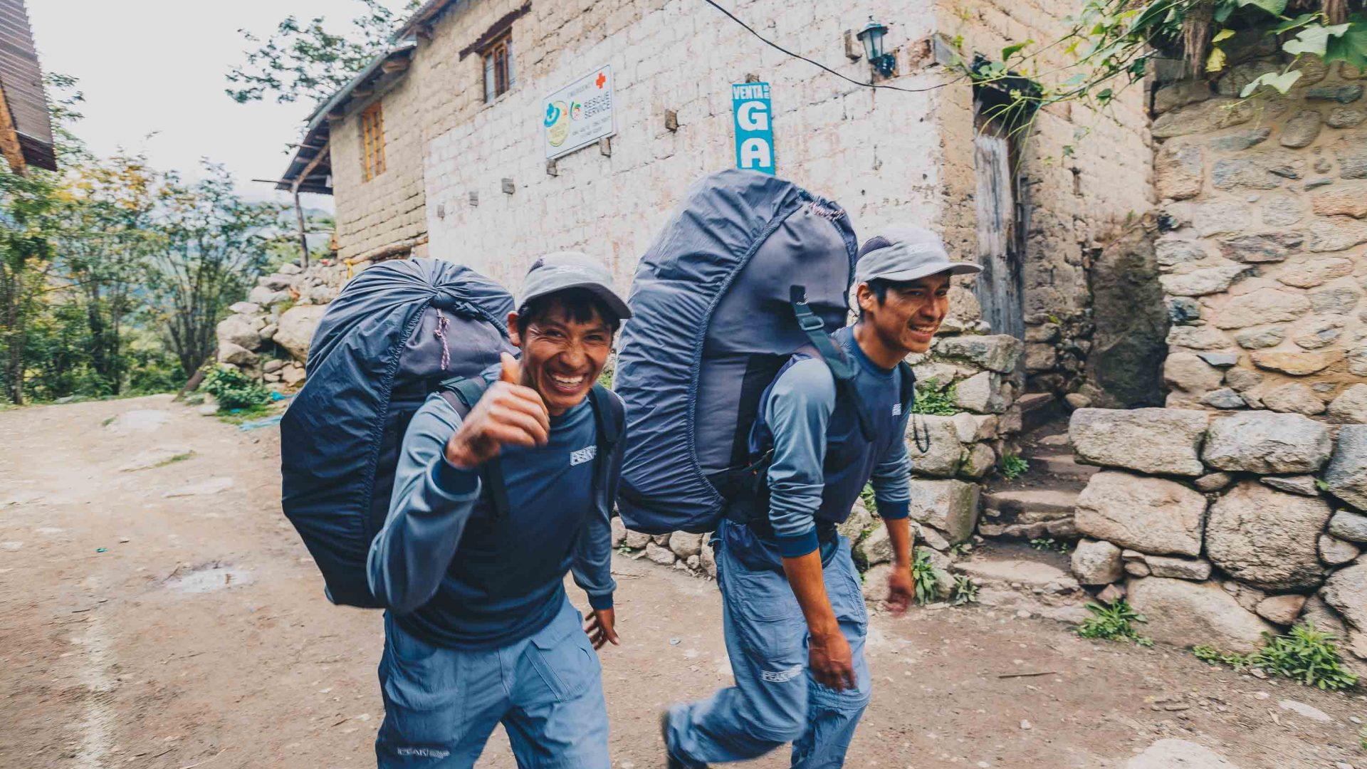 Will you step up and help improve the lives of porters this June?