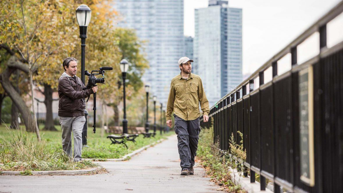 What possessed Matt Green to walk every single street in New York City?