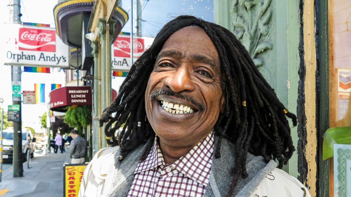As a guide, Ken Jones is able to share a wealth of stories from his years in Castro.