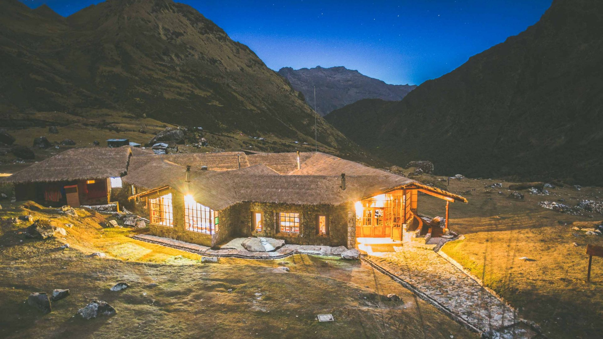 Wayra Lodge, one of the lodges that are part of Mountain Lodges of Peru.