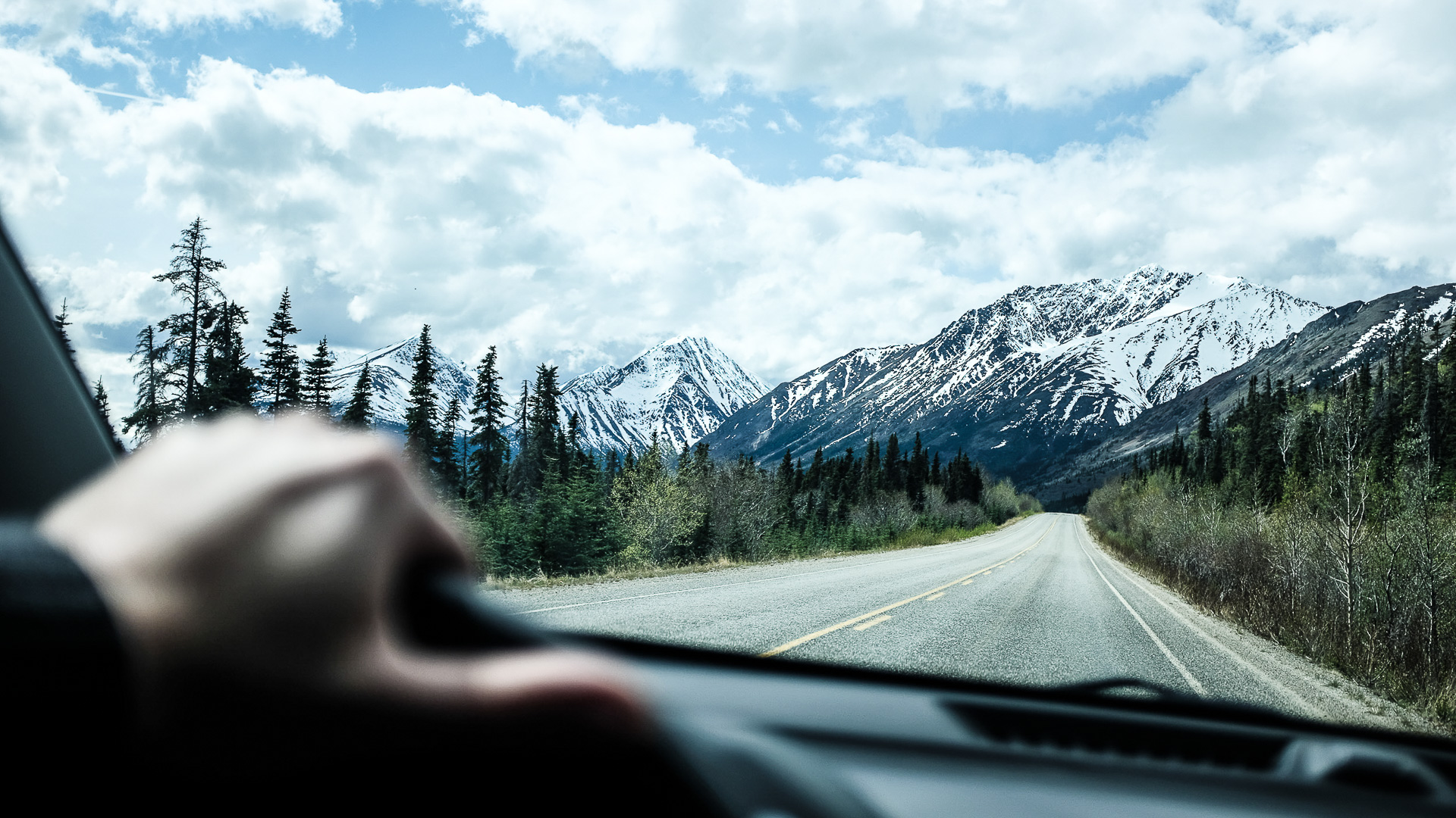 Is the Yukon the perfect escape from our 21st-century headaches?