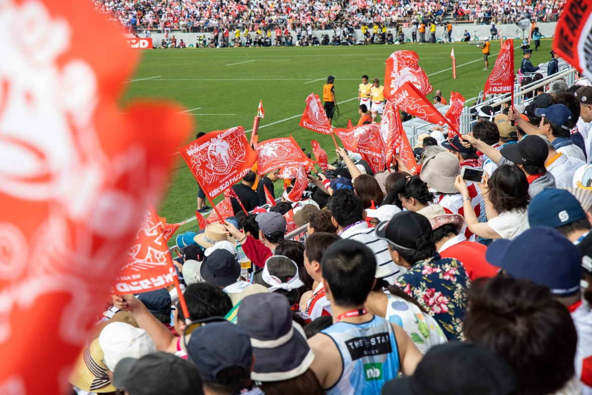How rugby helped bring this tsunami-hit Japanese city back to life