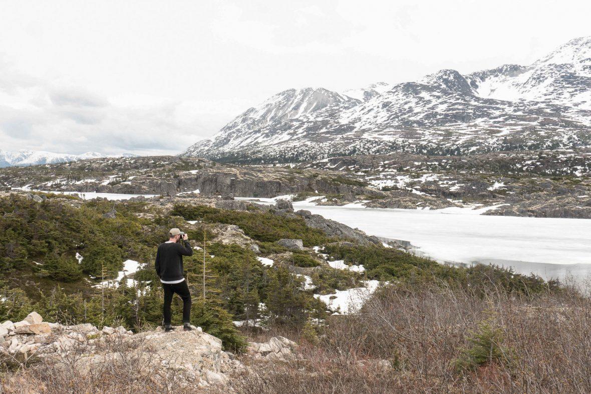 The Yukon Territory, Canada.
