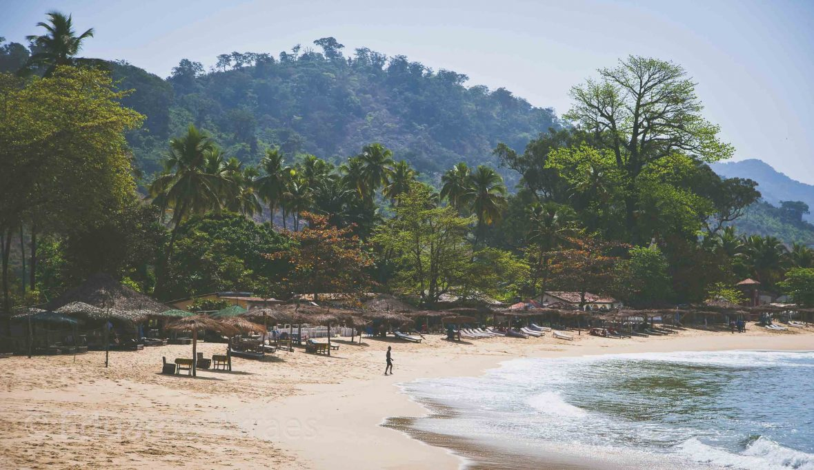 Sierra Leone's beaches have always been the greatest draw for tourists, but now ecotourism and conservation are starting to gain traction.