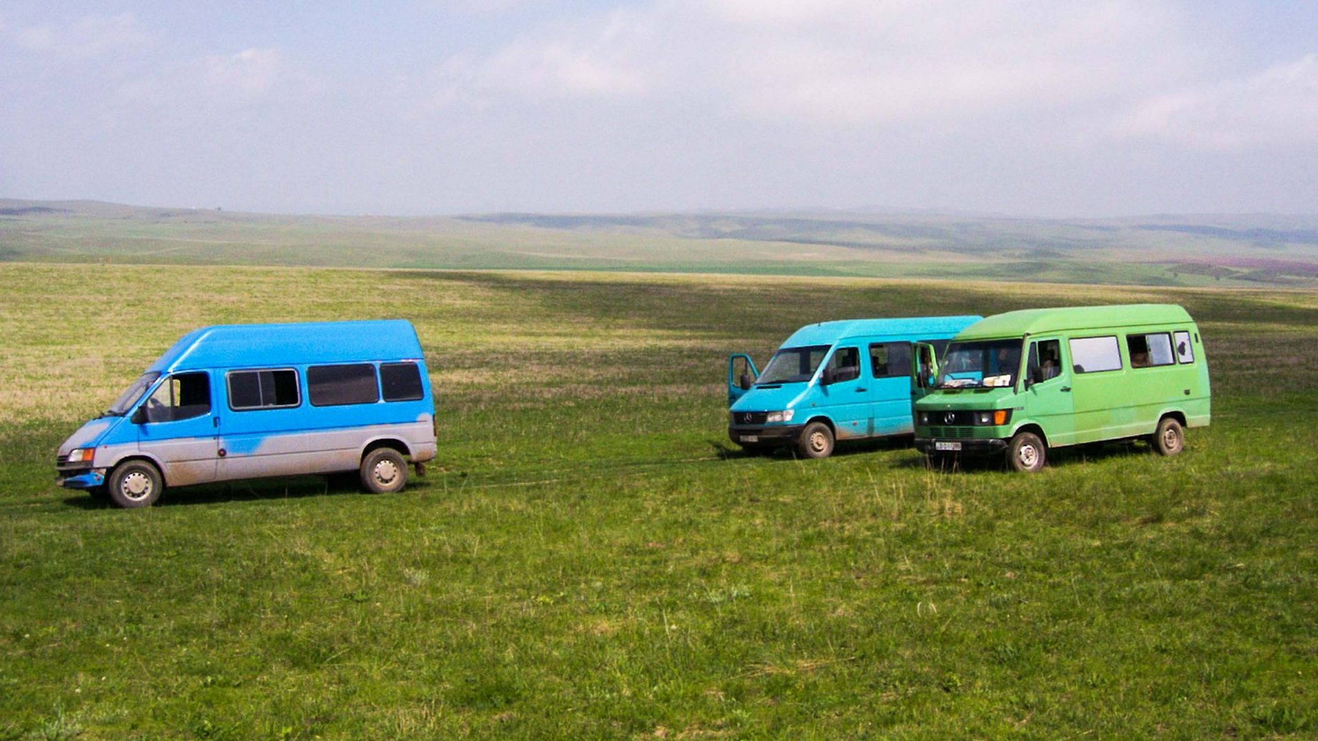 Want a crash course in Armenian culture? Hop on the ballistic bus