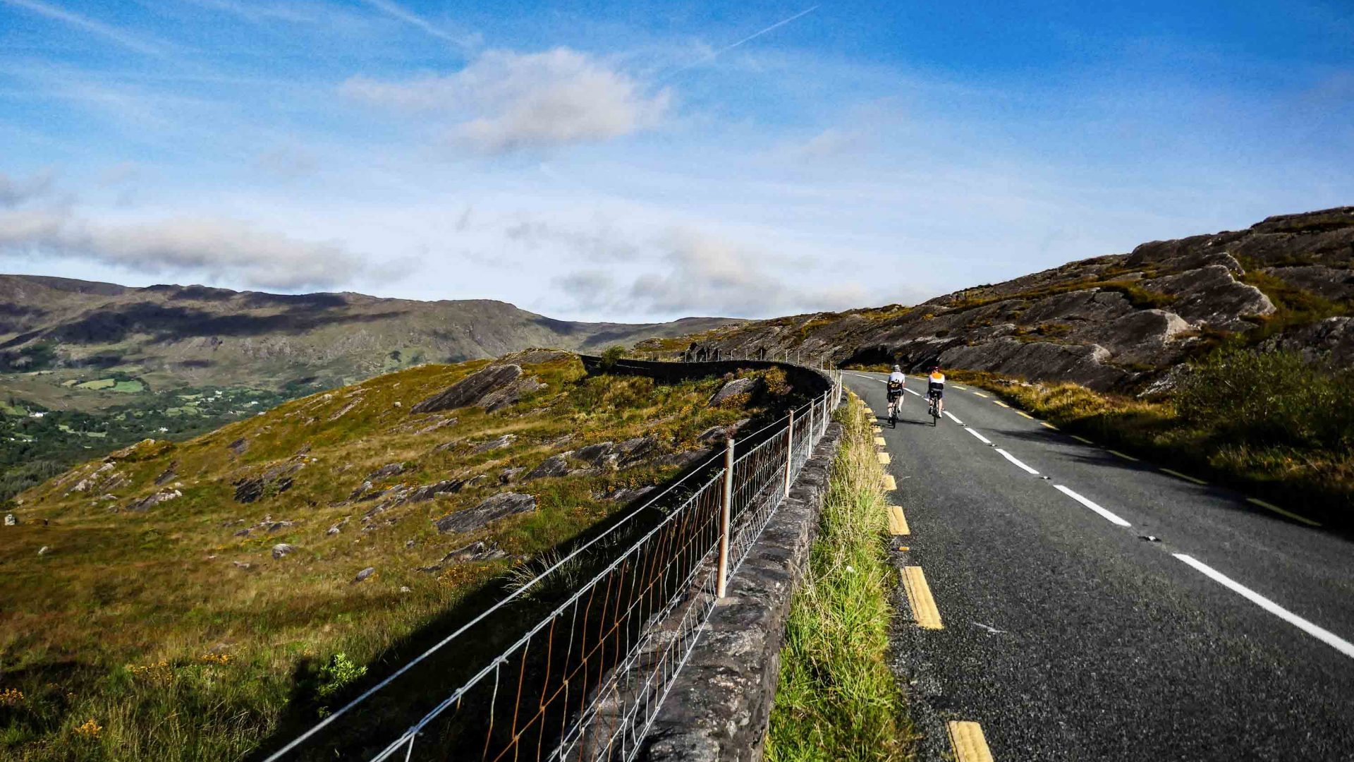 How an IT consultant created Ireland's most spectacular end-to-end cycling route