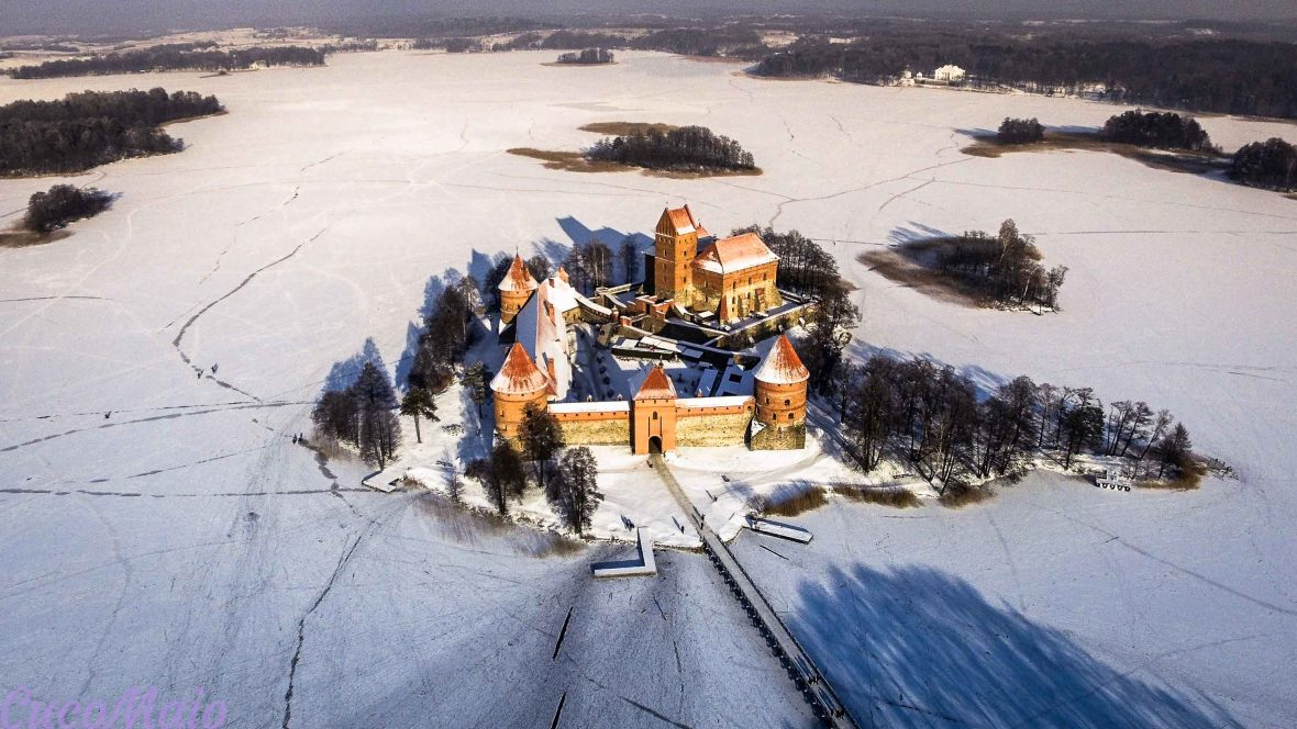 No shortage of stunning sites in Lithuania and its neighbors, Estonia and Latvia.