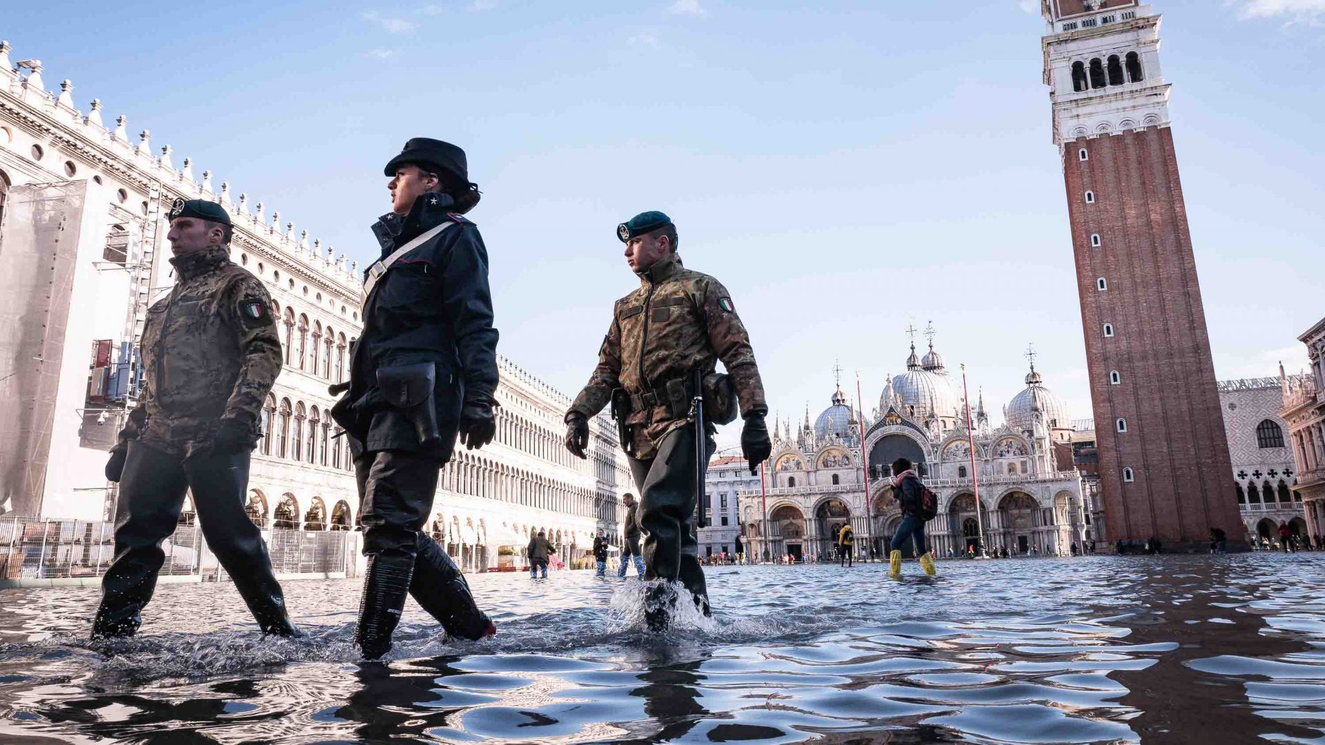 Flooded by the sea, tourists, and inflation: What does the future hold for Venice?