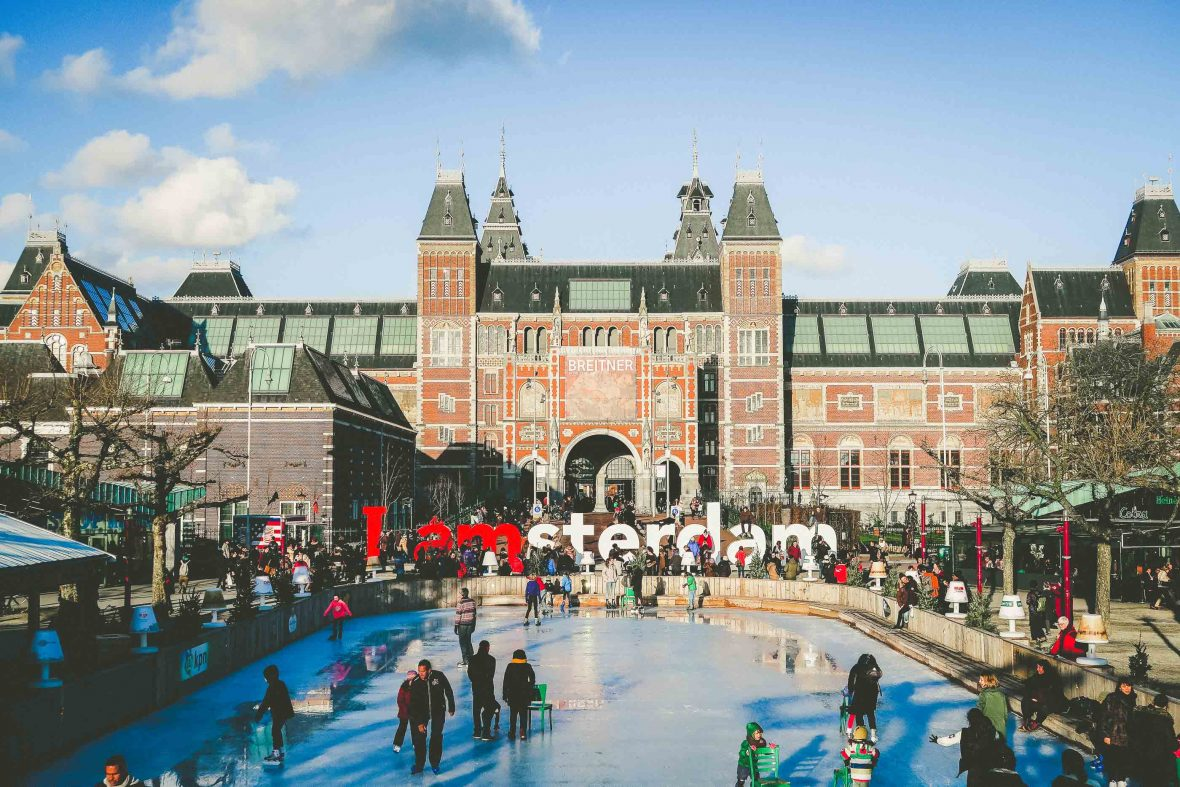 Overtourism is an issue in Amsterdam, but there's a growing interest in 'untourism'.