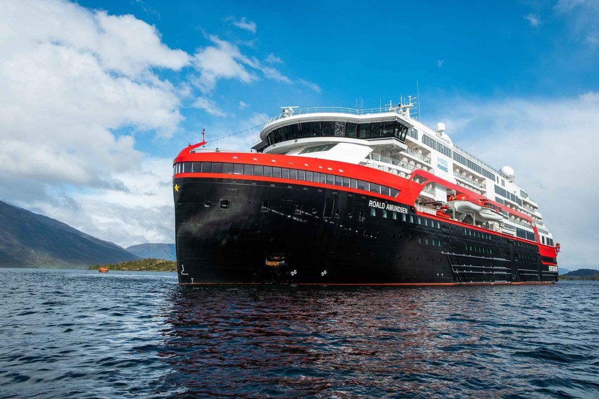 Can the world's first hybrid cruise ship make Antarctic voyaging 'greener'?