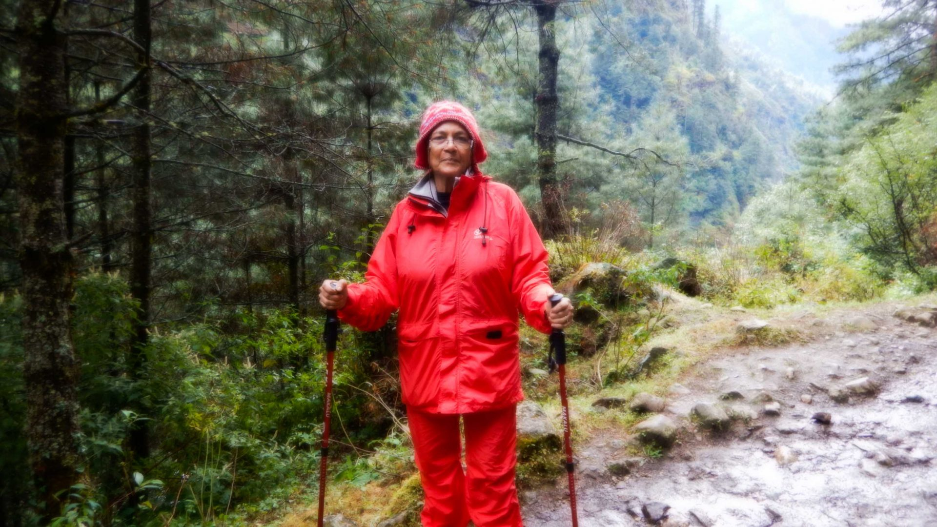 Life begins at 50: This woman has visited 65 countries in under two decades