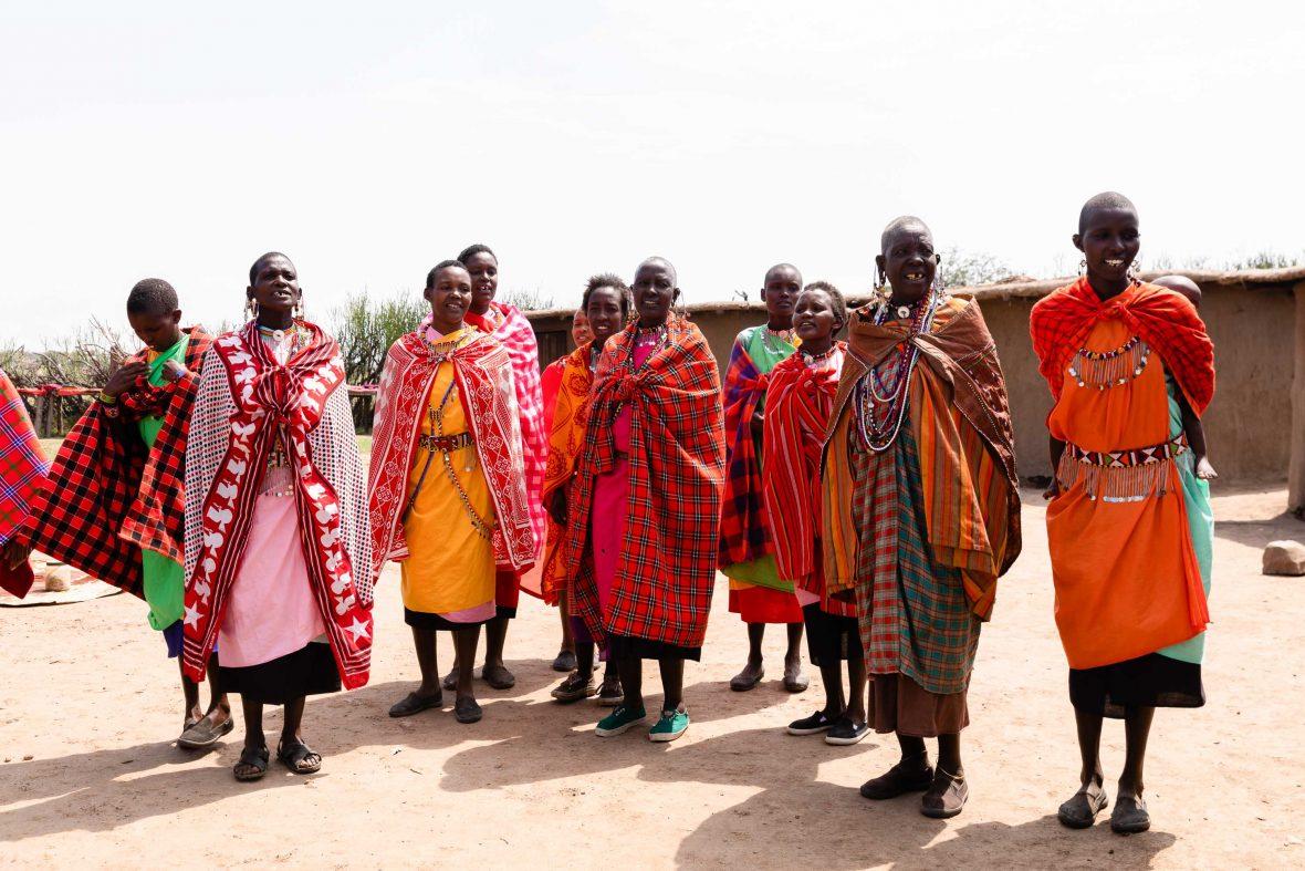 The Maasai school teacher using tourism to empower women