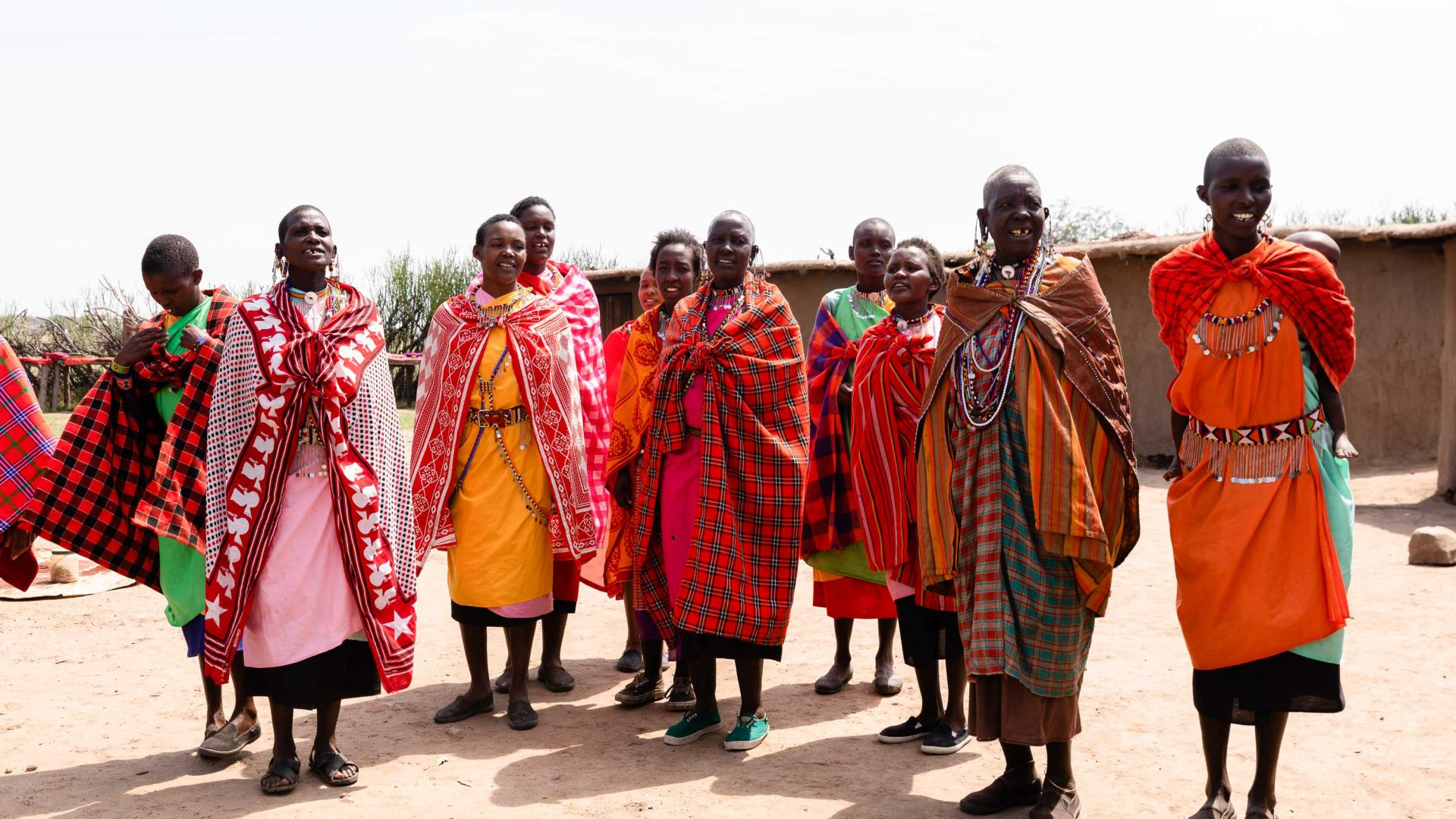 The Maasai school teacher using tourism to empower women