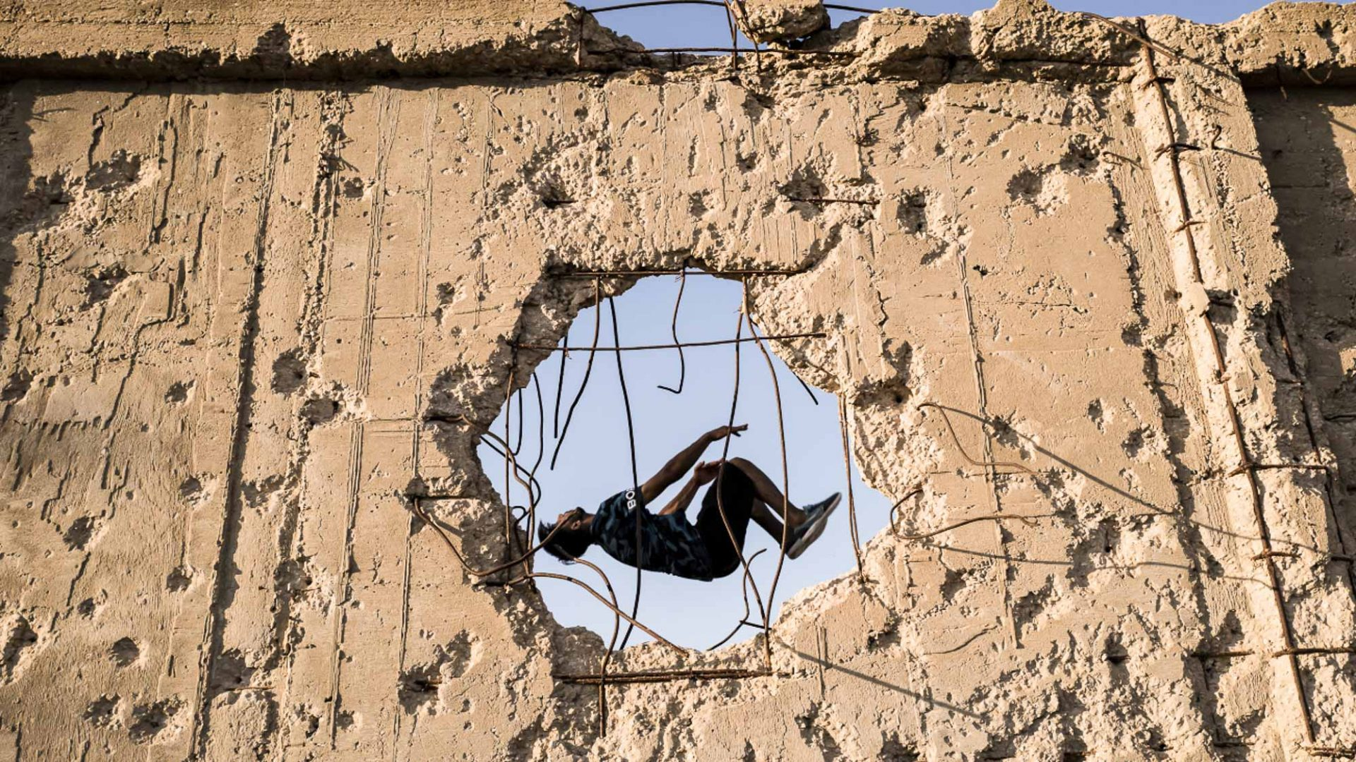 In photos: How sport and creativity is giving Gaza's youth a vital release