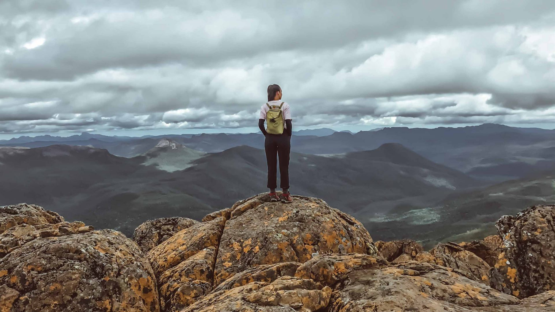 How the Overland Track made me fall in love with walking again