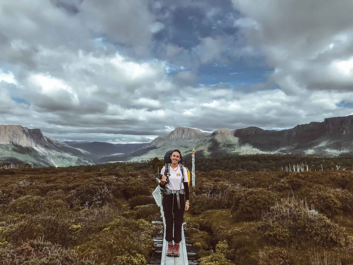 What Tassie's Overland Track taught me about life, gratitude and snacks