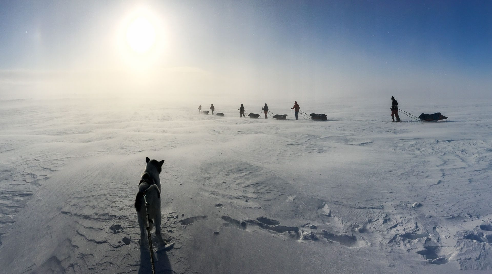 It's not cheap, but is this one of the most accessible polar adventures around?