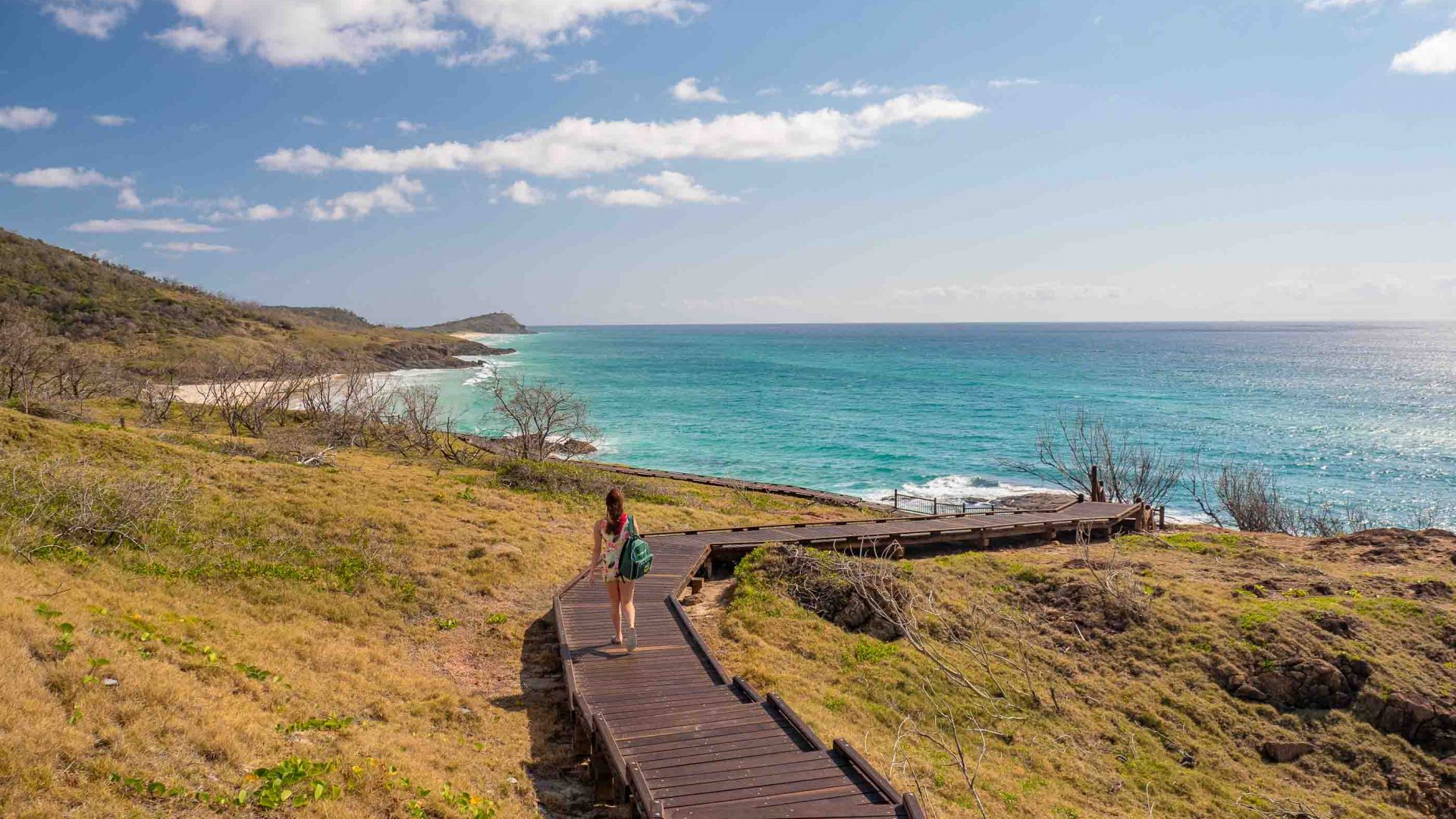 Conservation, adventure and wildlife? Fraser Island is in a league of its own