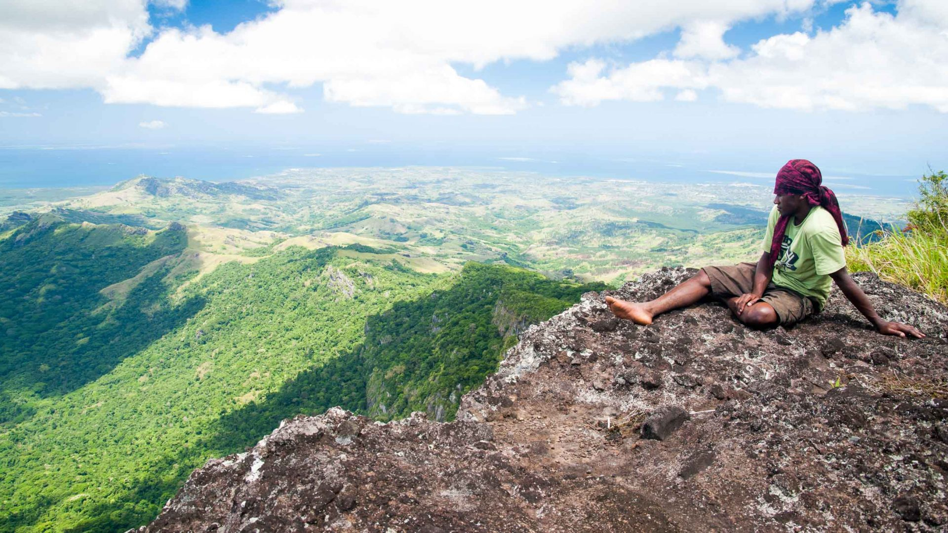 Paradise trekked: Fiji is a hiker's wonderland