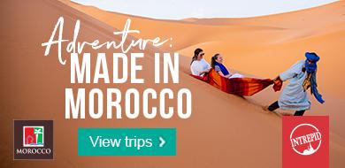 Morocco banner