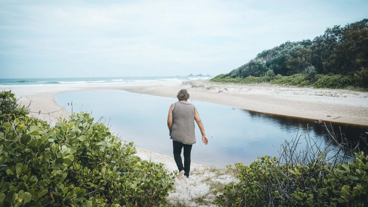 How Byron Bay should be seen: With an Indigenous Elder