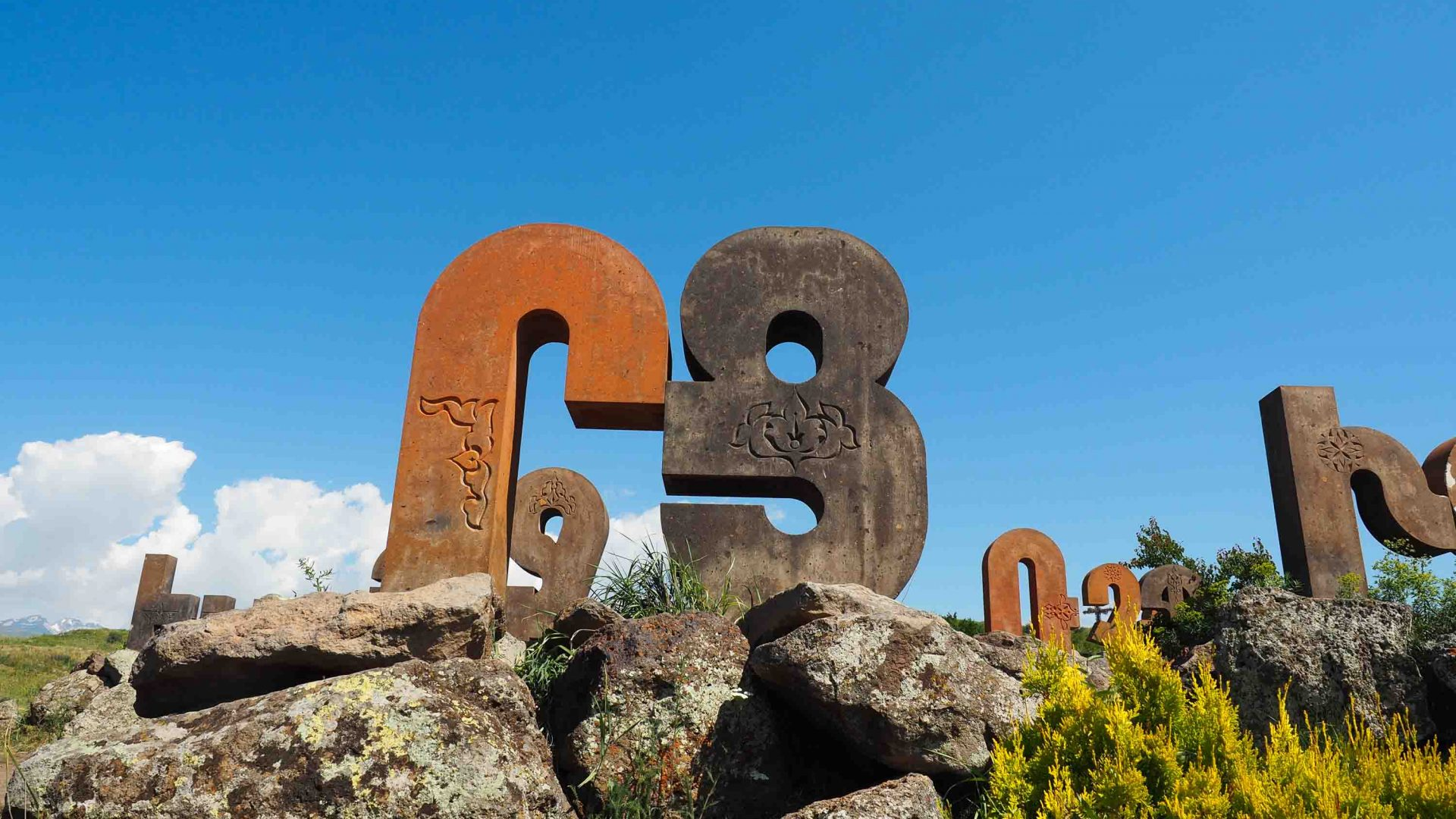 Letters be known: How an ancient alphabet helped Armenia find its voice